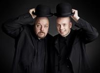Två Trollkarlar - Two Magicians